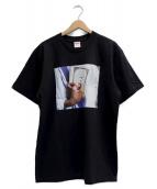 Supreme(シュプリーム)の古着「聖書フォトプリントTシャツ」|ブラック