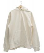 Supreme(シュプリーム)の古着「フードロゴパーカー」|ホワイト