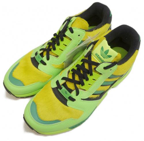 adidas(アディダス)adidas (アディダス) スニーカー グリーン サイズ:表記サイズ:28cm 未使用品 FX8593 ZX8000 G-SNKの古着・服飾アイテム