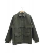 FILSON GARMENT(フィルソンガーメント)の古着「ウールジャケット」|オリーブ