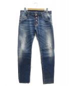 DSQUARED2(ディースクエアード)の古着「スキニーデニムパンツ」|インディゴ