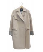 Paul Smith BLACK(ポールスミスブラック)の古着「チェスターコート」|ベージュ