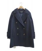 JILL STUART(ジルスチュアート)の古着「カトリーナPコート」|ネイビー