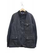 THE NORTHFACE PURPLELABEL(ザノースフェイスパープルレーベル)の古着「65/35クロスフィールドジャケット」|ブラック
