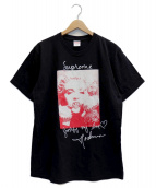 Supreme(シュプリーム)の古着「Madonna Tee Black」|ブラック
