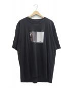 stein(シュタイン)の古着「プリントTシャツ」|ブラック