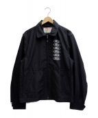 Rags McGREGOR(ラグスマックレガー)の古着「トリズラージャケット」 ブラック