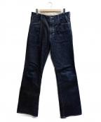 ROTOL(ロトル)の古着「SHOECUT 6POCKETS-DENIM」 インディゴ