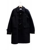 Rags McGREGOR(ラグスマックレガー)の古着「ダッフルコート」 ブラック