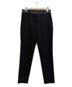 DIESEL(ディーゼル)の古着「テーパードパンツ」|ブラック