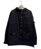 Supreme(シュプリーム)の古着「マウンテンパーカー」|ブラック