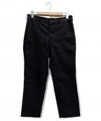 COMME des GARCONS HOMME DEUX()の古着「パンツ」 ブラック