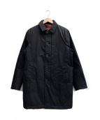 PHERROWS(フェローズ)の古着「中綿コート」|ブラック