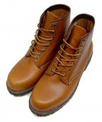 ALPHA(アルファ)の古着「ブーツ」|ブラウン