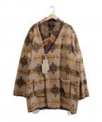 GLAD HAND(グラッドハンド)の古着「ネイティブジャケット」 ブラウン