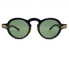 Muller & Bros(ミューラーアンドブロス)の古着「サングラス」 ブラック