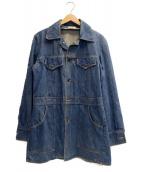 LEVIS(リーバイス)の古着「70'sデニムブッシュジャケット」|インディゴ