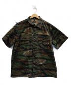 WTAPS()の古着「シャツ」|オリーブ