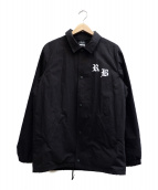 SOPH.(ソフ)の古着「コーチジャケット」 ブラック