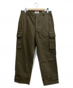 eYe COMME des GARCONS JUNYAWAT(コム デ ギャルソン ジュンヤ ワタナベ マン)の古着「Camouflage P68 Trousers」 グリーン