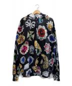 Supreme(シュプリーム)の古着「Jewels Hooded Sweatshirt」|ブラック