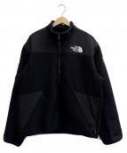 SUPREME×THE NORTH FACE(シュプリーム×ザノースフェイス)の古着「RTG Fleece Jacket」|ブラック