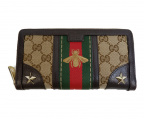 GUCCI()の古着「長財布」|ブラウン