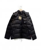 POLeR(ポーラー)の古着「SAGE PUFFYジャケット」 ブラック