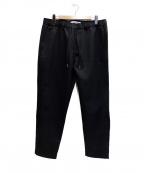 Calvin Klein Jeans(カルバンクラインジーンズ)の古着「パンツ」 ブラック