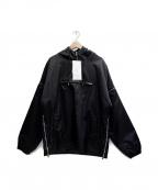 STAMPD(スタンプド)の古着「プルオーバーブルゾン.」|ブラック