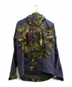 Berghaus(バーグハウス)の古着「GORE-TEX Pac Lite Shell Jacket」|オリーブ