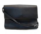 BALENCIAGA(バレンシアガ)の古着「フラップショルダーバッグ」|ブラック