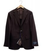 UNITED ARROWS(ユナイテッドアローズ)の古着「3Bスーツ」 ブラウン