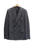 UNITED ARROWS(ユナイテッドアローズ)の古着「ダブルジャケットスーツ」 グレー