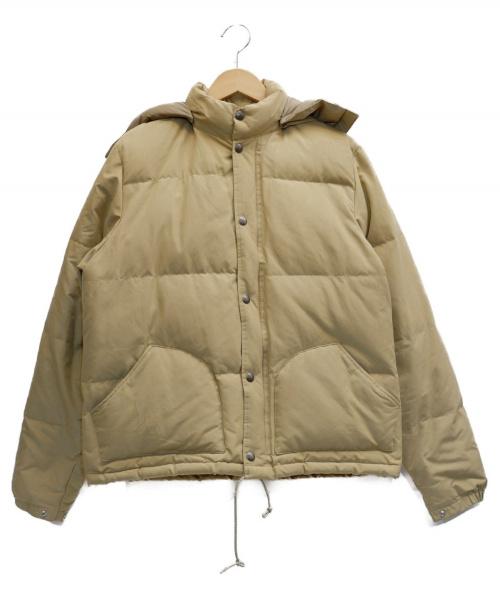 SIERRA DESIGNS(シエラデザインズ)SIERRA DESIGNS (シェラデザインズ) 60/40クロスダウンジャケット カーキ サイズ:表記サイズ:Sの古着・服飾アイテム