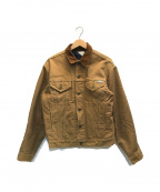 CarHartt(カーハート)の古着「ワークジャケット」|ブラウン