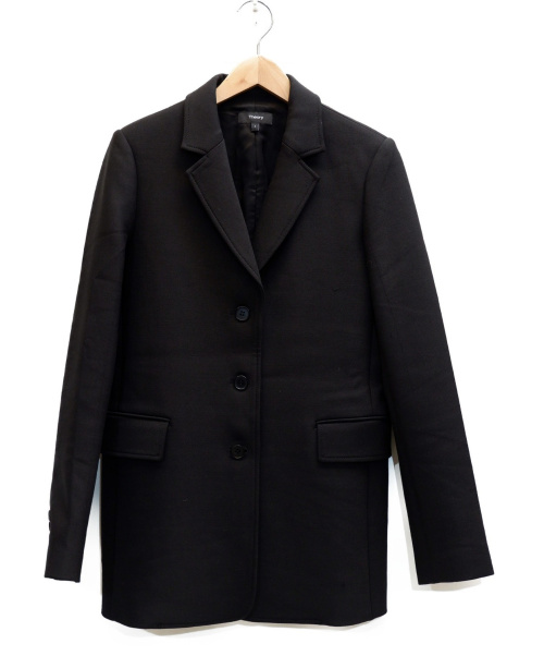 theory(セオリー)theory (セオリー) セットアップ ブラック サイズ:表記サイズ:2の古着・服飾アイテム