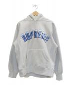 Supreme(シュプリーム)の古着「20AW Icy Arc Hooded Sweatshirt」|グレー