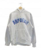 Supreme()の古着「20AW Icy Arc Hooded Sweatshirt」|グレー