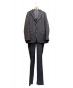 UNITED ARROWS TOKYO(ユナイティッドアローズトウキョウ)の古着「3Bスーツ」 グレー