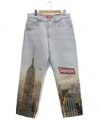 SUPREME()の古着「20AW Aerial Tapestry Regular J」|グレー