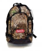 SUPREME()の古着「Real Tree Camo Backpack」 オリーブ