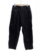 THE NORTHFACE PURPLELABEL(ザノースフェイスパープルレーベル)の古着「パンツ」|ブラック