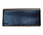 PAUL SMITH(ポールスミス)の古着「長財布」 ブラック