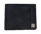 dunhill(ダンヒル)の古着「2つ折り財布」 ブラック