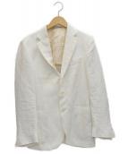 DEPETRILLO(デペトリロ)の古着「3Bジャケット」|ホワイト