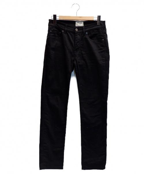 Acne studios(アクネストゥディオズ)Acne studios (アクネストゥディオズ) スキニーデニムパンツ ブラック サイズ:表記サイズ:29 ACE STAY CASHの古着・服飾アイテム