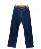 LEE(リー)の古着「[古着]80'sヴィンテージデニムパンツ」|インディゴ
