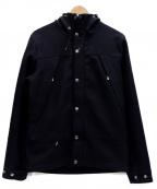 THE NORTHFACE PURPLELABEL()の古着「メルトンマウンテンパーカー」|ブラック