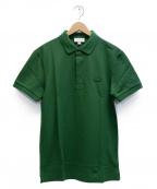 LACOSTE(ラコステ)の古着「ポロシャツ」|グリーン
